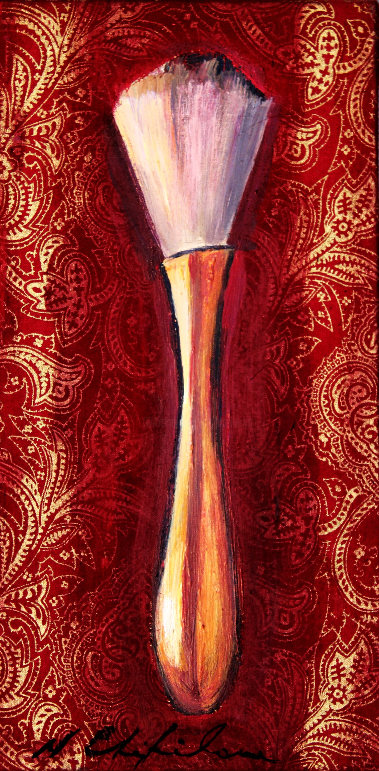 Nath Chipilova (Atelier NN art store) - Brush
