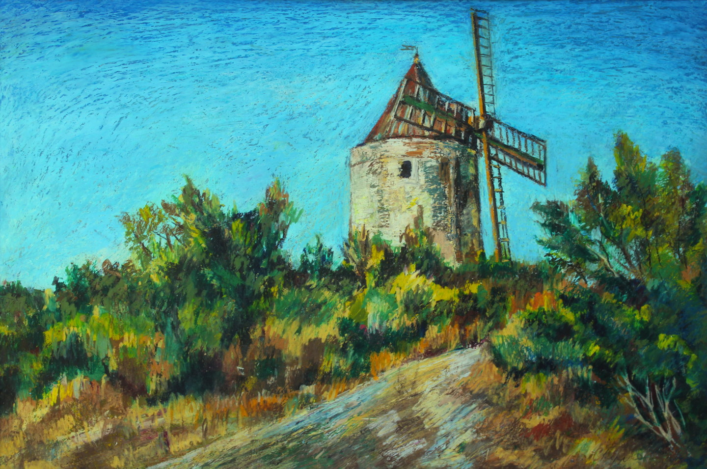 Nath Chipilova (Atelier NN art store) - Moulin de Paillas
