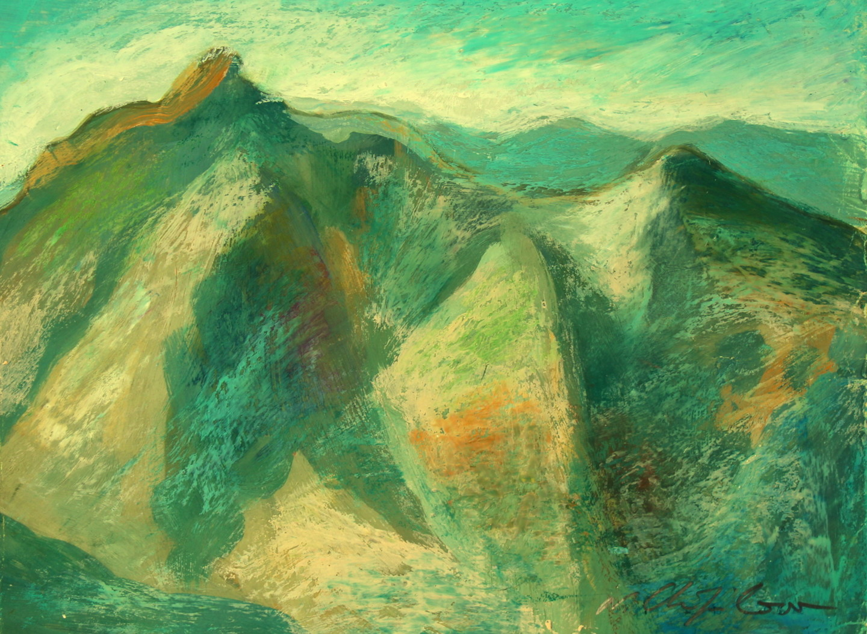 Nath Chipilova (Atelier NN art store) - Alpes Peira-Cava 2