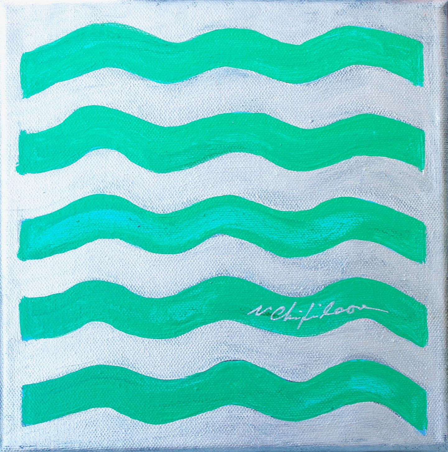 Nath Chipilova (Atelier NN art store) - Element Eau 3
