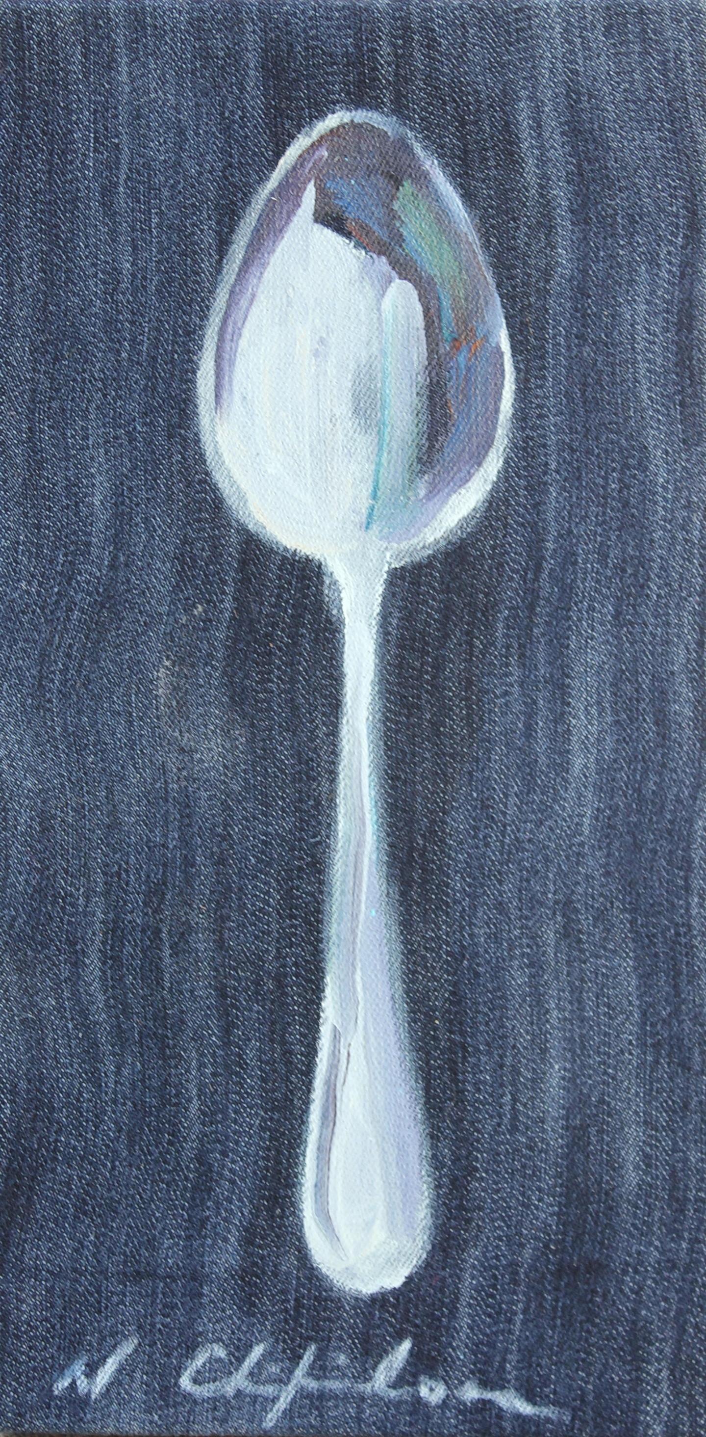 Nath Chipilova (Atelier NN art store) - Jeans Spoon 2