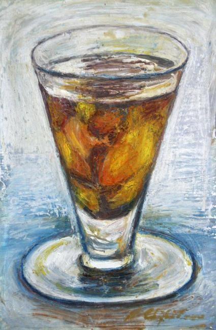 Nath Chipilova (Atelier NN art store) - Cocktail