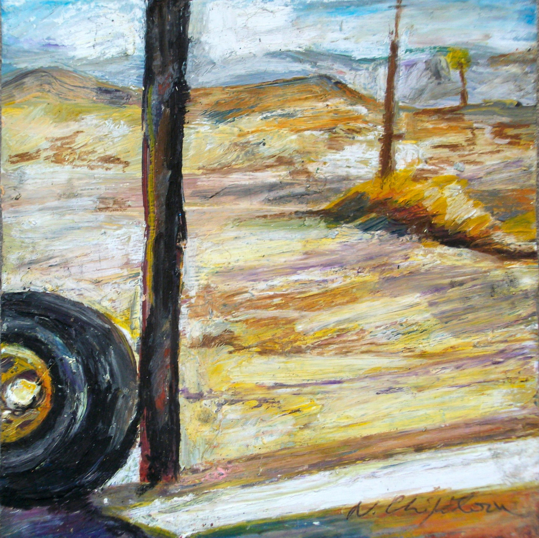 Nath Chipilova (Atelier NN art store) - Tire