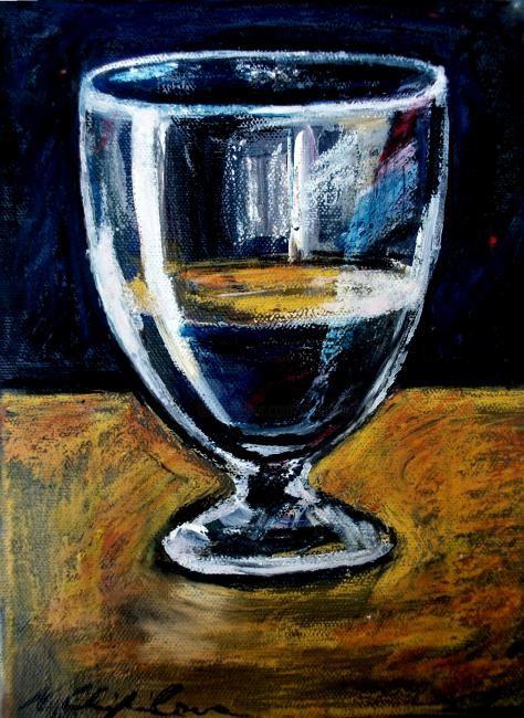 Nath Chipilova (Atelier NN art store) - Verre d'eau