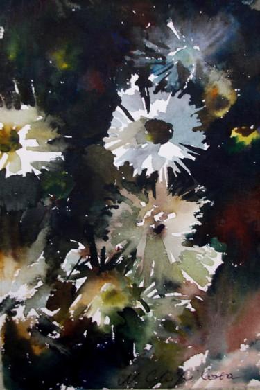Fleurs blanches 1