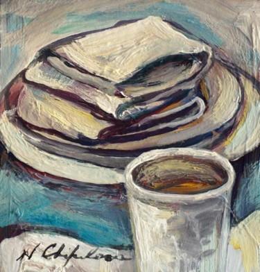 Serviettes et mug