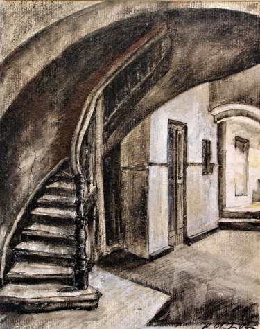 Escalier. Lviv