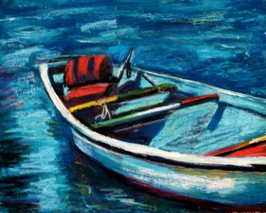 Barque de pêche