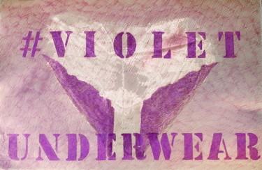 # Violet underwear