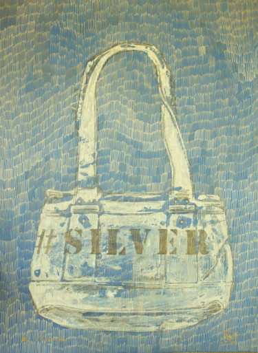 Bag Guess Silver 1