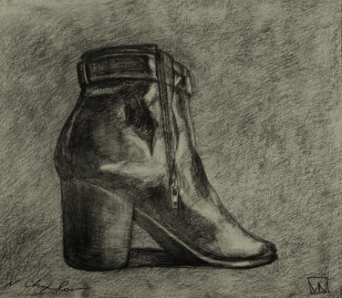 Botte. Seule. Boot. Alone. #artistsupportpledge