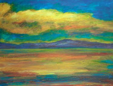 Le reflet de nuage #artistsupportpledge