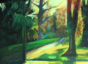 Paradise garden 1 #artistsupportpledge