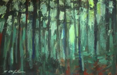 Forest light #artistsupportpledge