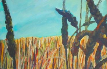 Champ de blé 1 #artistsupportpledge