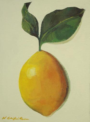 Just a lemon