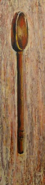 Grande cuillère en bois