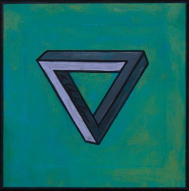 Elément Eau, 4 éléments, triangle de Penrose