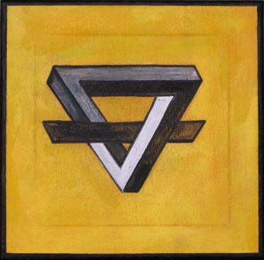 Elément Terre, 4 éléments, triangle de Penrose