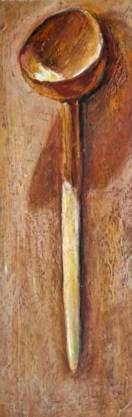 Cuillère en bois