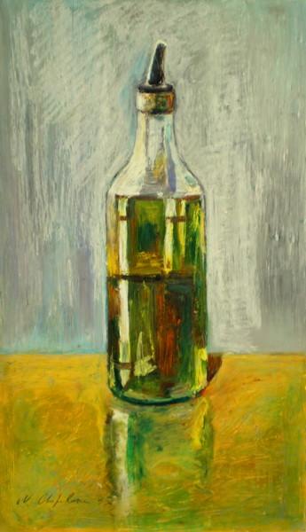 Bouteille d'huile d'olive 1
