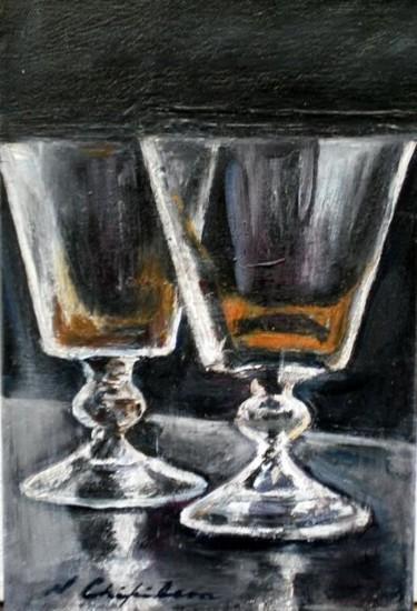 Two wine glass