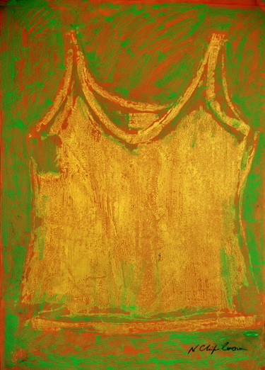 Red Gold Green undershirt V1
