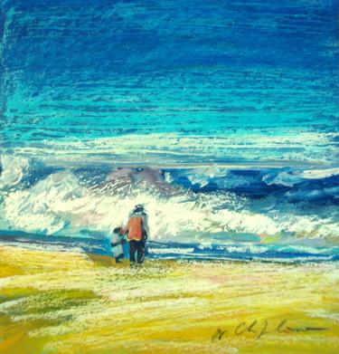 Au bord de l'océan