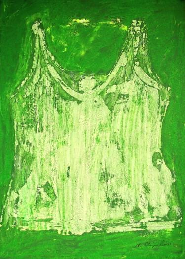 Green White undershirt 6