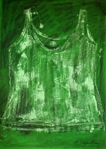 Green undershirt V3