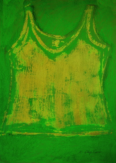 Green gold undershirt V2