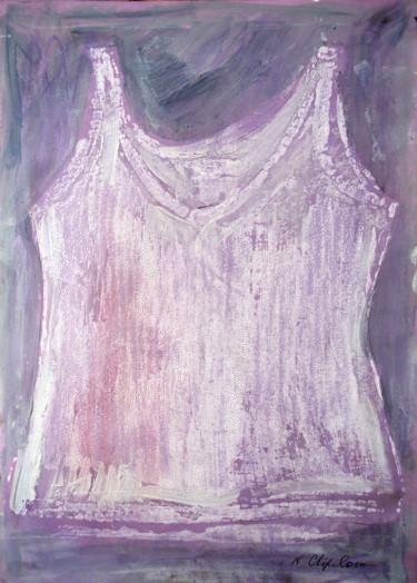 Lilac undershirt V1