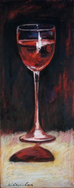 Verre de vin rouge V1