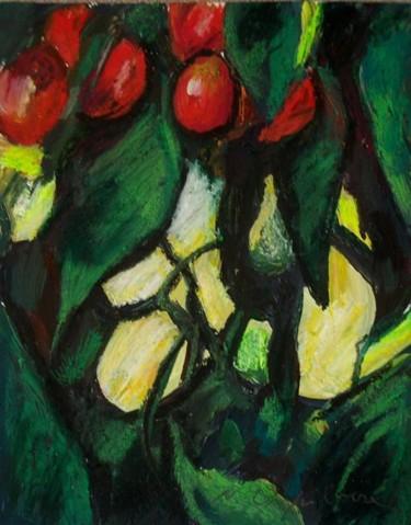 Branche de fruits rouges