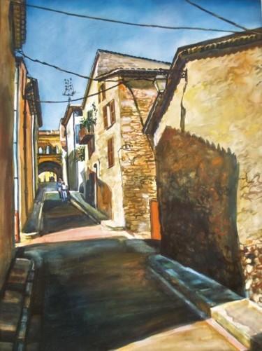 Valbonnes, village