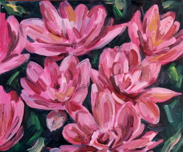 Nenuphars roses
