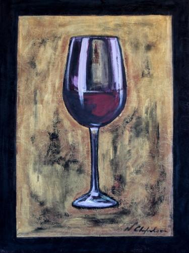 Verre de vin rouge 1
