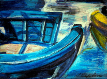 Barque Bleue, port (Fréjus)