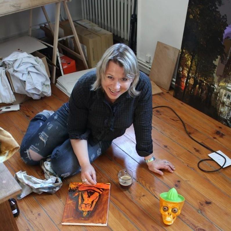 Nath Chipilova (Atelier N N art store)